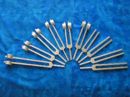 VRT tuning forks